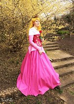 Cosplay-Cover: Prinzessin Aurora