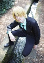 Cosplay-Cover: Sanji (Enies Lobby)