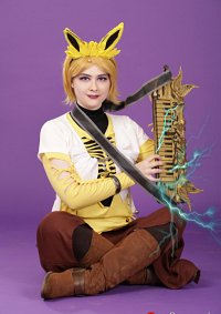 Cosplay-Cover: Bard!Jolteon