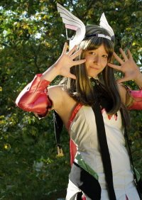 Cosplay-Cover: Aurica Nestmile