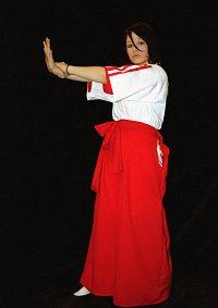 Cosplay-Cover: Kuchiki Rukia [Shinigami Schuluniform]