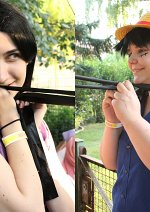 Cosplay-Cover: Monkey D. Ruffy [Freetime]