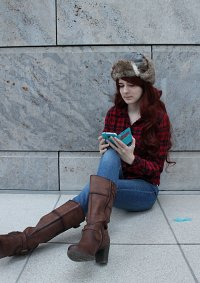 Cosplay-Cover: Wendy Corduroy [Red Flanell]
