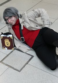 Cosplay-Cover: Stanford Filbrick Pines