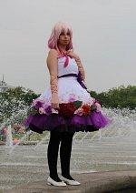 Cosplay-Cover: Inori Yuzuriha (Flower dress)