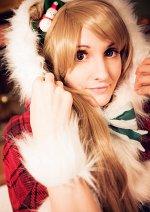 Cosplay-Cover: Kotori Minami (Christmas)