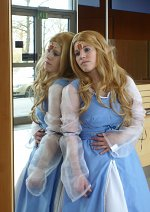 Cosplay-Cover: Prinzessin Zelda A link to the Past (Fanart von Ro