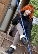 Cosplay-Cover: Nami [Punk Hazard 4tes Outfit]