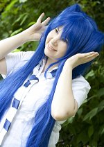 Cosplay-Cover: Wendy Marvell (Highschoolgirl)