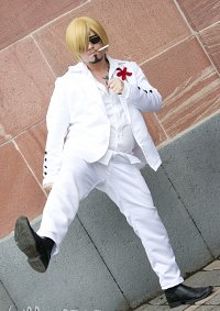 Cosplay-Cover: Sanji Movie Gold