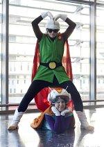 Cosplay-Cover: Videl/Super Saiyagirl
