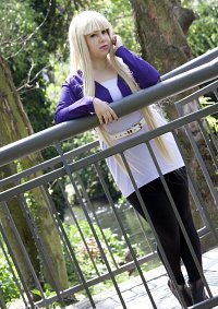Cosplay-Cover: Pacifica Elise Northwest
