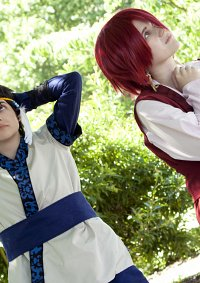 Cosplay-Cover: Hak Child Version