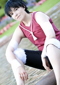 Cosplay-Cover: Monkey D. Luffy - End of Dressrosa