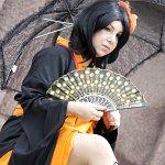 Cosplay: Portgas D. Aceko - Kimono