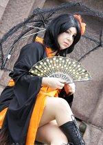 Cosplay-Cover: Portgas D. Aceko - Kimono