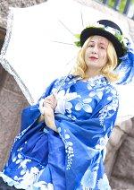 Cosplay-Cover: Saboko - Lolita Kimono