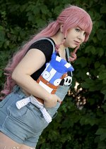 Cosplay-Cover: Perona - Jeans Freak