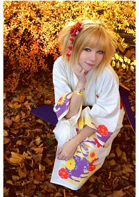Cosplay-Cover: Yukata