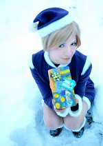 Cosplay-Cover: Haruka Tenoh (Christmas)