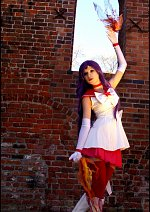 Cosplay-Cover: Neo Sailor Mars