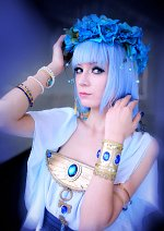 Cosplay-Cover: Umi (Artbook Gown)