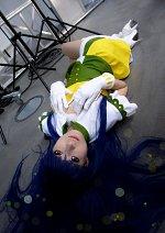 Cosplay-Cover: Chihaya Kisaragi