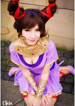 Cosplay-Cover: Hathor - new world (Red Feather)