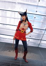 Cosplay-Cover: Hannah (The Rat Queens)