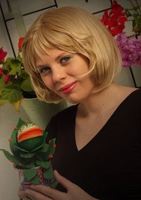 Cosplay-Cover: Audrey-Little shop of horrors