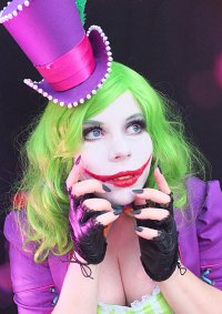 Cosplay-Cover: Joker Female (NoFlutter)