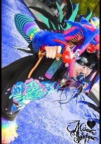 Cosplay-Cover: Rainbow CyBeR AnGeL