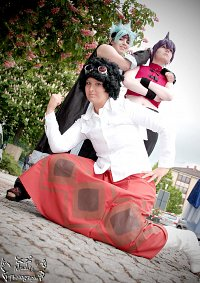 Cosplay-Cover: Chocolove