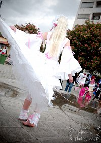 Cosplay-Cover: Chii [White Cake]