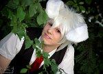 Cosplay-Cover: White Rabbit (Gijinka)