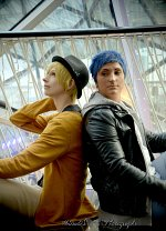 Cosplay-Cover: Aomine Daiki (Official Artwork)