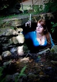 Cosplay-Cover: Lara Croft / London