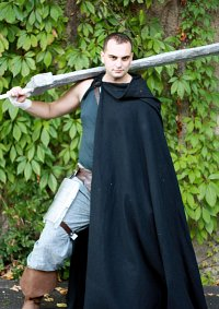 Cosplay-Cover: Guts
