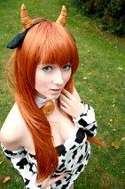 Cosplay-Cover: Mikuru Asahina [Cow]