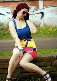 Cosplay-Cover: Mr. Saxobeat [Just Dance 4]