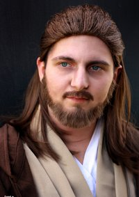 Cosplay-Cover: Qui-Gon Jinn (Episode I)