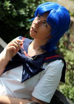 Cosplay-Cover: Ami Mizuno *Juban Highschool Sommeruniform*