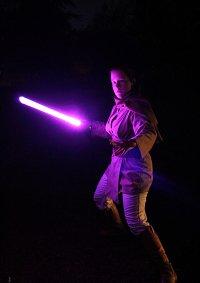 Cosplay-Cover: Jaina Solo - Jedi-Robe -