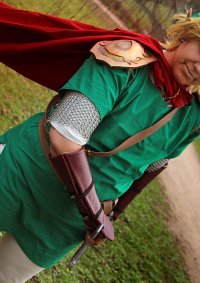Cosplay-Cover: Link (First Hero)