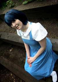 Cosplay-Cover: Akane Tendo ✿ Schuluniform