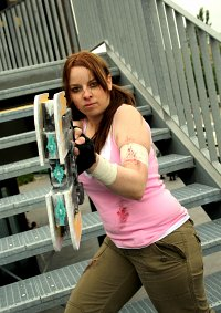 Cosplay-Cover: Ellie Langford