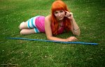 Cosplay-Cover: Nami ~~*Sunny*~~