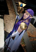 Cosplay-Cover: Prinzessin Hilda *A Link Between Worlds*