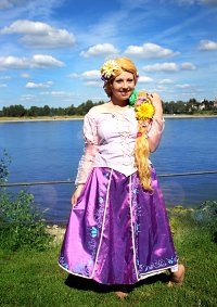 Cosplay-Cover: Rapunzel