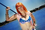 Cosplay-Cover: Nami ~~*Alabasta*~~